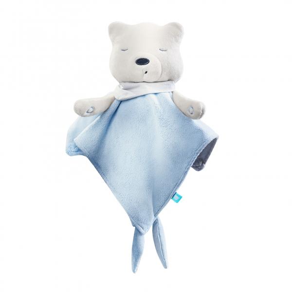 myHummy Baby Einschlafhilfe Doudou blau