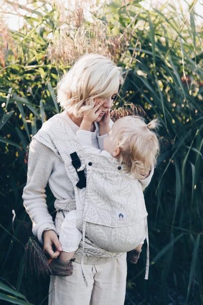 LIMAS Babytrage Plus mit Leinen - Valerie