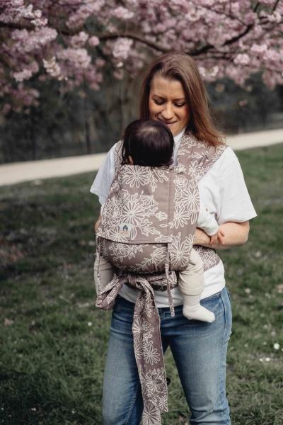 LIMAS Babytrage Blossom Taupe