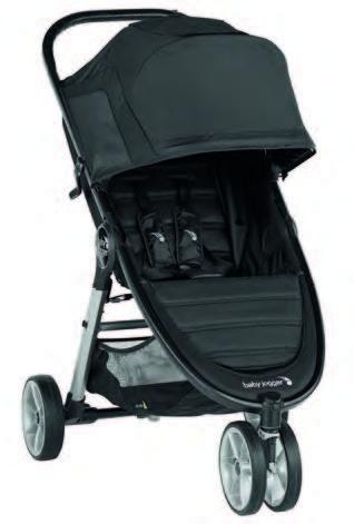 Kinderwagen Baby Jogger City Mini 2 - 3 Rad Jet
