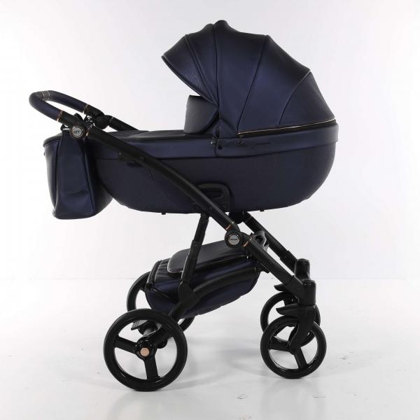 TAKO Kombi-Kinderwagen Laret Premium 05 - dunkelblau
